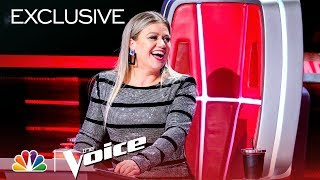Kelly Clarkson On Blast The Voice 2018 Digital Exclusive