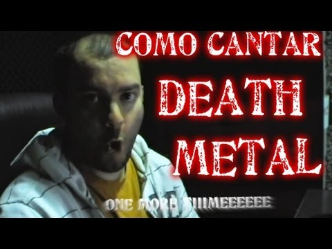 Como cantar Death Metal - False Chords