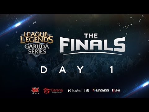 League of Legends Garuda Series : The Finals Day 1