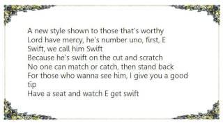 Watch King Tee E Get Swift video