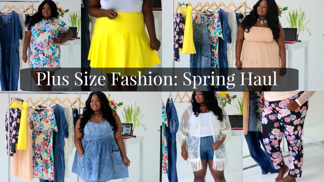 Fashion Nova Haul Plus Size Plus Size Fashion Spring Haul