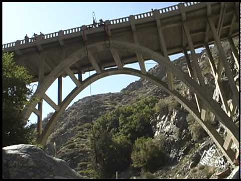 Los Angeles Hiking | The Bridge To Nowhere | San Gabriel Mountains | Presented by Hikes You Can Do