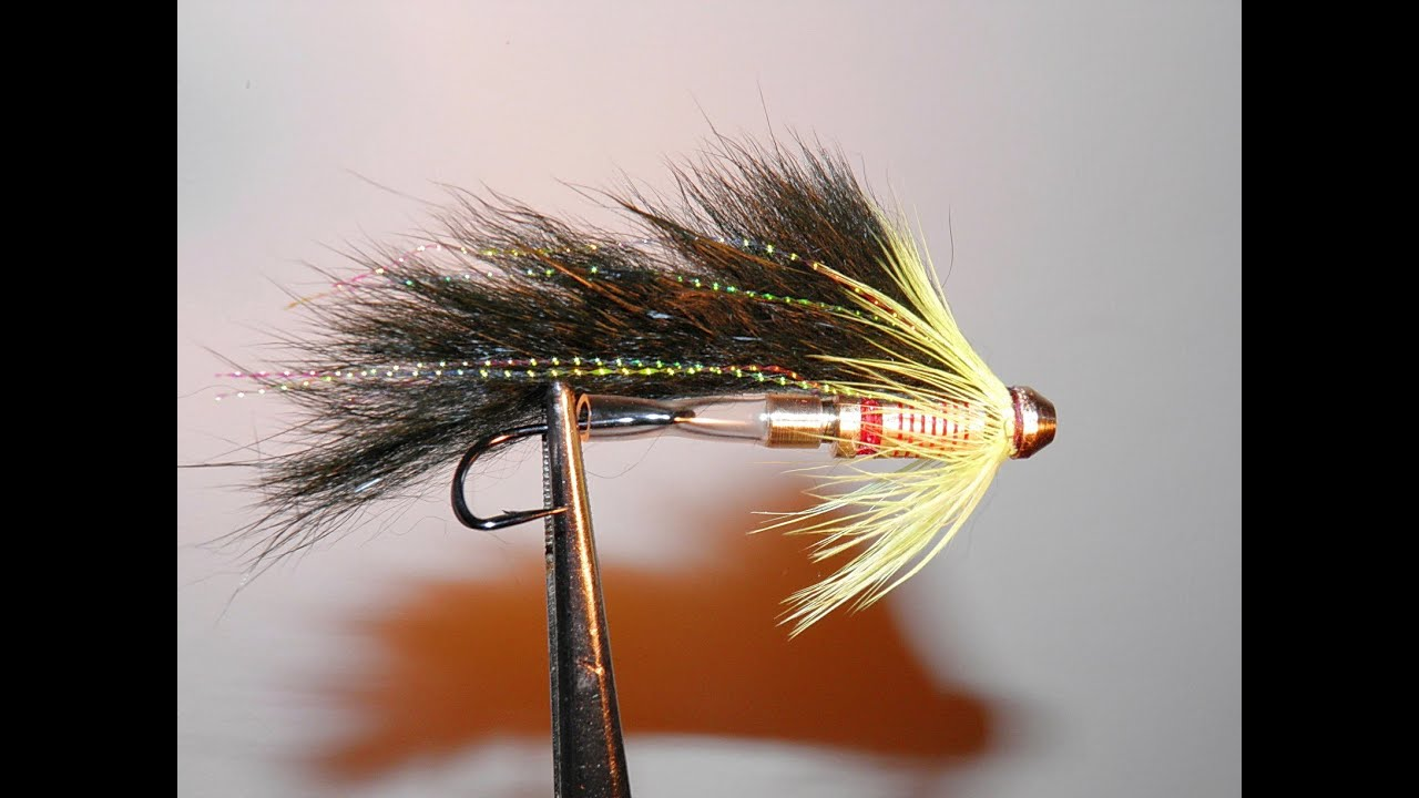 Мушки на трубках Рыбалка круглый год 14