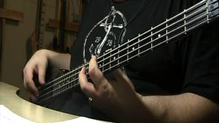 Muse Apocalypse Please (Emergency) Bass Cover