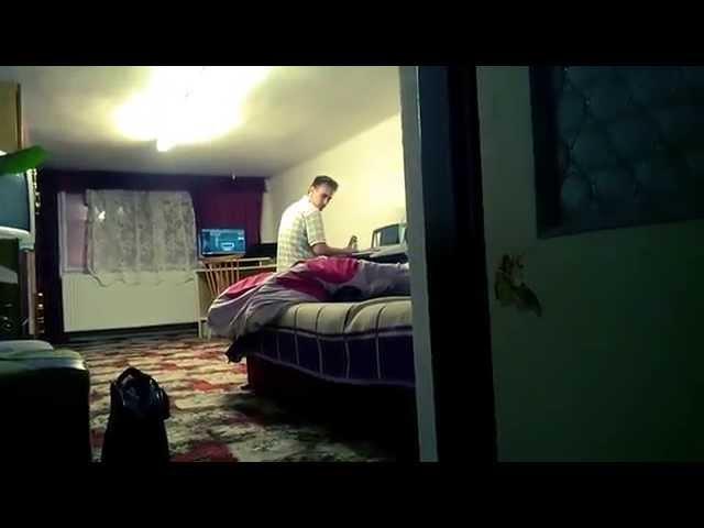Kraegar - skrytá kamera