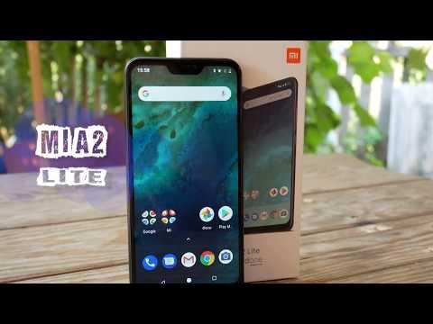 Xiaomi Mi A2 Lite: диагноз будущий хит! Распаковка и первый опыт использования.