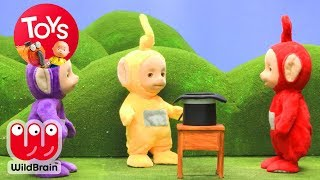 Teletubbies Full Animation Episode | Laa Laa The Magician Stop Motion | Toy Store