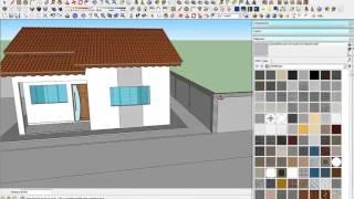 download lagu Sketchup 8 Modelo De Casa Popular Parte 5 gratis