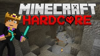 Hardcore Minecraft Survival #3 - MINE LOCATION!