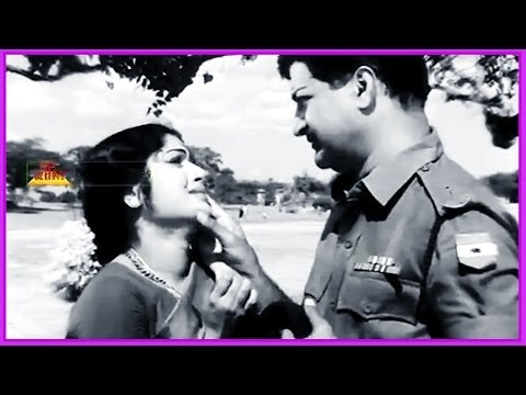 Ramu Telugu Movie  Scene  - Ntr ,jamuna,pushpalatha video