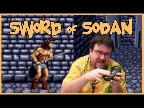 Joueur du grenier - Sword of Sodan - Megadrive