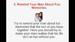 How to Get a Pisces Man Back - 5 Tips
