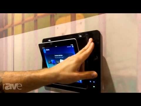 CEDIA 2013: iRoom Demos the Latest in the iDock Line of Touch Screen Controllers