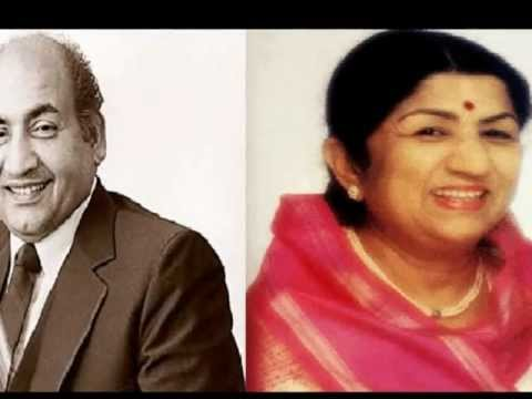Mohammed Rafi and Lata Mangeshkar Songs - Part 23 (HQ)