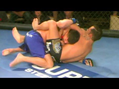 Sean Francis vs David Guerrero  MMA Fight