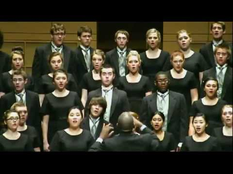 Plano Senior High School A Cappella Varsity Mixed Chorus