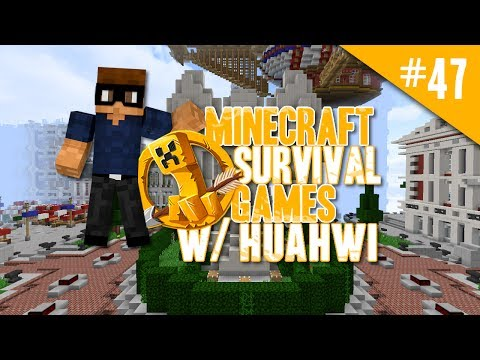Minecraft Survival Games #47: The Hive?!