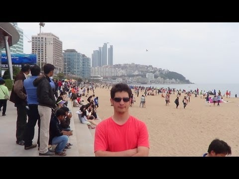 A Trip to Busan, South Korea
