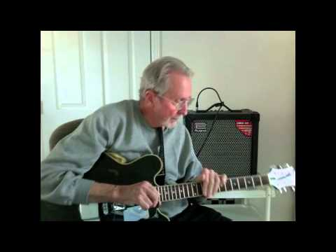 jazz guitar lesson #13 (dom.7b5)&(minor 11) chords