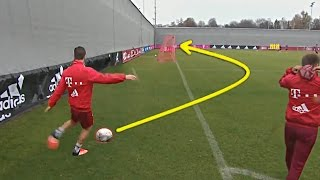 Top 10 Impossible Angle Goals In Training