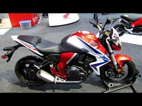 2014 Honda CB1000R Walkaround - 2014 Toronto Motorcyle Show