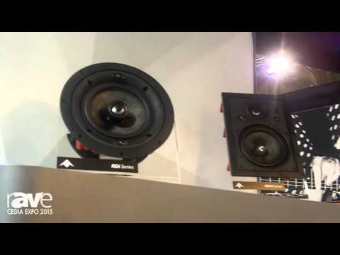 CEDIA 2015: Absolute Acoustics Highlights Its Premium Line of Speakers for the Home