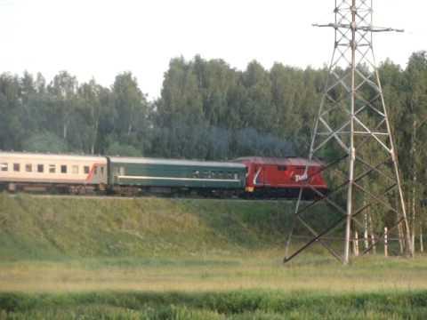 Расписание поезда 662М Кинешма - Москва
