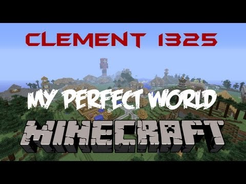[MyPerfectWorld] Minecraft - Le port, et des news !!