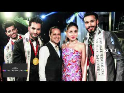 Rohit Khandelwal becomes the first Indian to bag the Mr World title