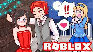 My Best Friend Caught My Ex Boyfriend Kissing Another Girl... | Roblox Royale High Roleplay