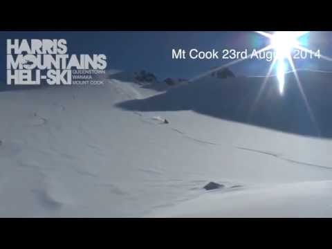 HMH - 23rd August 2014 Mt Cook