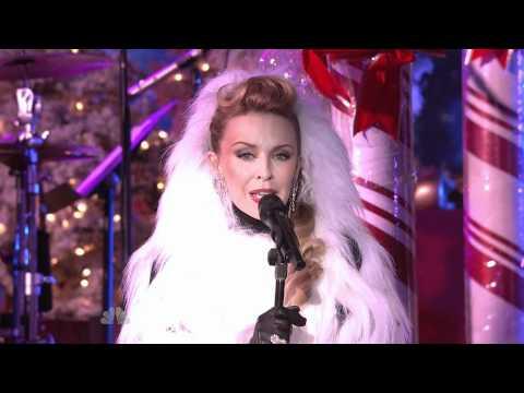 Kylie Minogue - Santa Baby - HD
