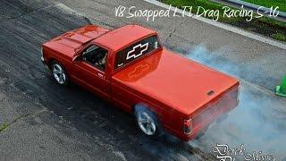 download lagu Drag Racing V8 Swap Lt1 S10 Vs Camaro, The gratis
