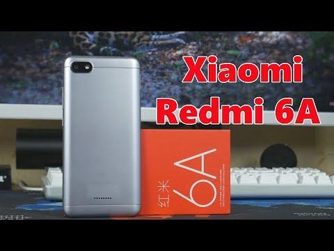 Распаковка Xiaomi Redmi 6A рядом с Xiaomi Redmi 5A и Redmi 5