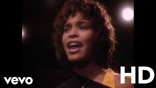 Whitney Houston Saving All My Love For You Official Music Audio