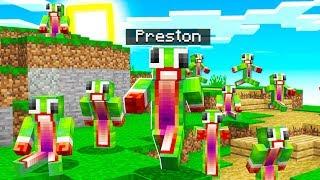 Minecraft YouTuber Camo PRANK in Hide & Seek! - Minecraft Mods