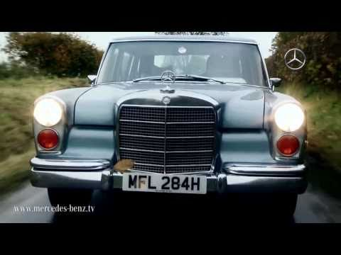 Mercedes-Benz.tv: A drive in Elvis Presley s Mercedes 600