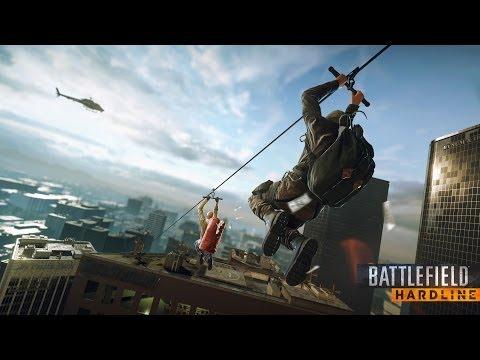 Battlefield Hardline: 6 Minutes of Multiplayer Gameplay