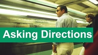 English Conversation: Asking Directions