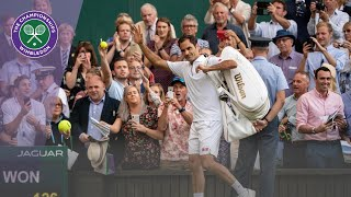 Twilight at Wimbledon 2019: Day 11 Review