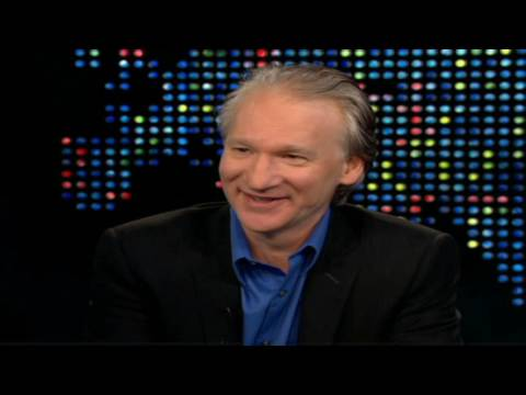 Teen gives bill maher dick cheney