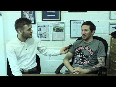 John Kavanagh talks Irish MMA, UFC Dublin, SBGi and much more