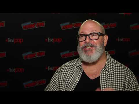Hellboy NYComiCon 2018 - Itw Mike Mignola (official Video)