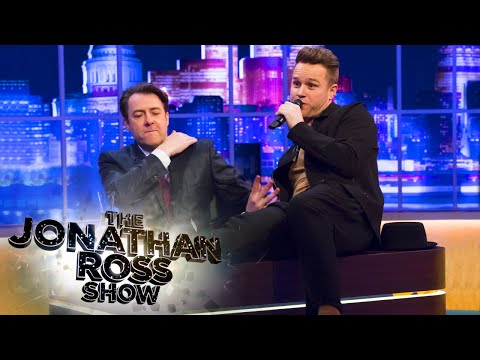 Olly Murs Performs Mr. Bombastic - The Jonathan Ross Show video