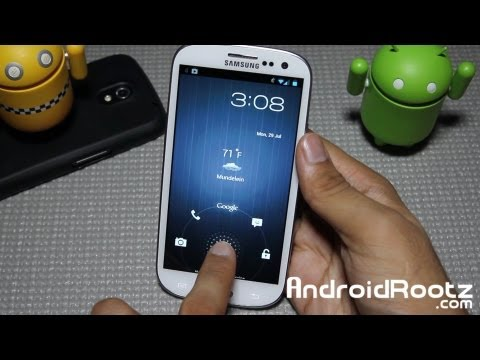 DanDroid ROM for Galaxy S3! T-Mobile/AT&T/Verizon