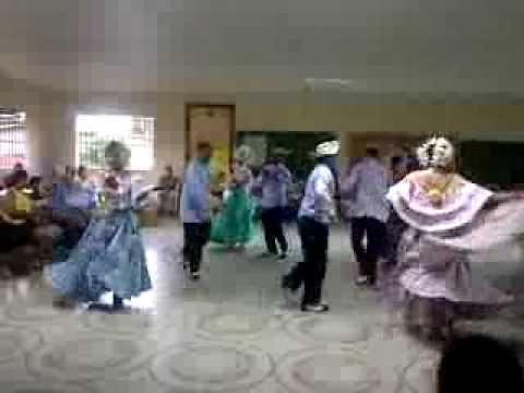 La espina y la curacha monta 241 era bailes tipicos de panama youtube