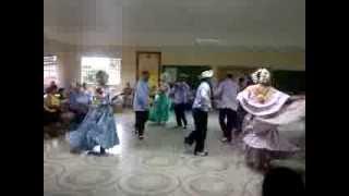 la espina y la curacha montañera bailes tipicos de panama
