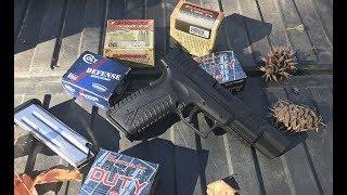 Springfield Armory XD(M) in 10mm - It's Here!| Gun Talk