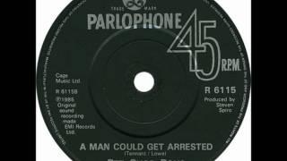 Watch Pet Shop Boys A Man Could Get Arrested video