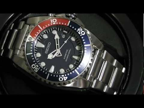 2S Time - SEIKO Kinetic SKA369P1 Diver 200m Gents Watch